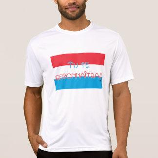 Luxembourg 1973 tee shirt
