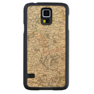 Luxembourg, Belgium Carved Maple Galaxy S5 Case