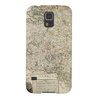 Luxembourg, Belgium Galaxy S5 Cover