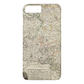 Luxembourg, Belgium iPhone 8 Plus/7 Plus Case