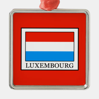 Luxembourg Christmas Ornament