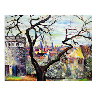 Luxembourg City - Plateau du Rham Postcard