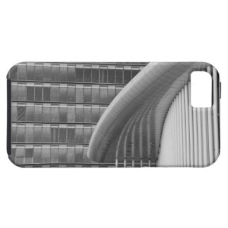 Luxembourg, Luxembourg City, Kirchberg Plateau. iPhone 5 Case