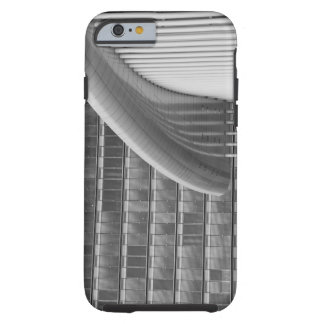 Luxembourg, Luxembourg City, Kirchberg Plateau. Tough iPhone 6 Case