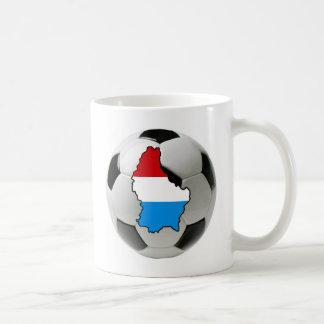Luxembourg national team coffee mug
