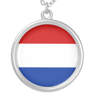 Luxembourg Personalized Necklace