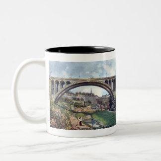 Luxembourg Souvenir Mug