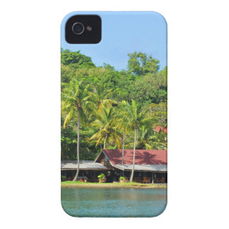 Luxurious resort Case-Mate iPhone 4 case