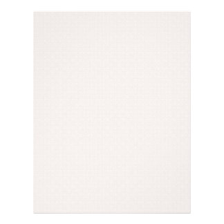 luxurious tiny pink pattern on rough white backgro 21.5 cm x 28 cm flyer