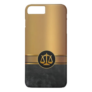 Luxury Attorney Theme iPhone 7 Plus Case