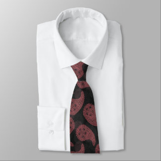Luxury Damask Men's Tie
