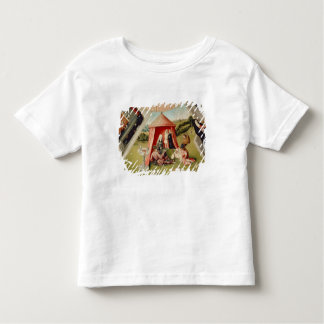 Luxury, detail from The Table of the Seven Toddler T-Shirt