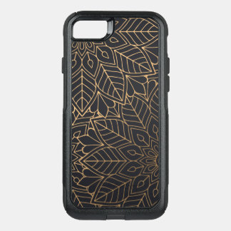 Luxury Floral OtterBox Commuter iPhone 8/7 Case
