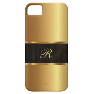 Luxury Gold Look iPhone 5 Case