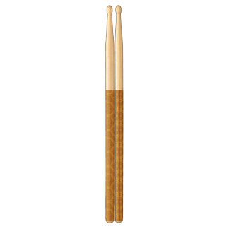 Luxury Golden Damask Drumsticks