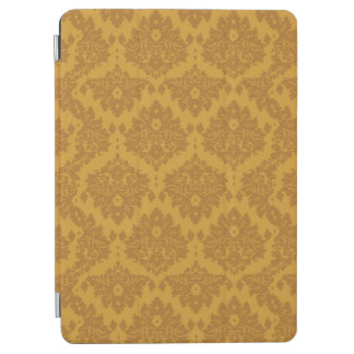 Luxury Golden Damask iPad Air Cover