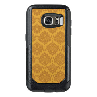 Luxury Golden Damask OtterBox Samsung Galaxy S7 Case