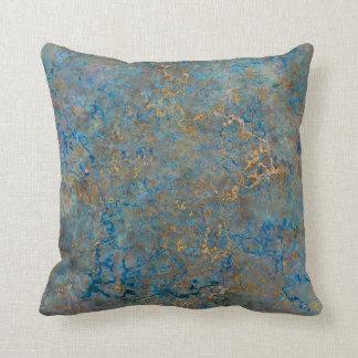 Luxury Lapis Lazuli Marble Cushion
