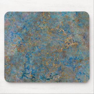 Luxury Lapis Lazuli Marble Mouse Mat