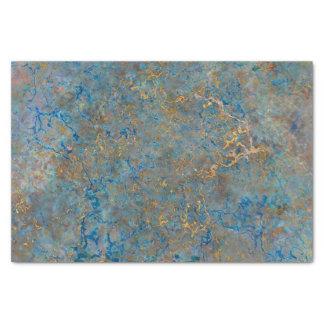 Luxury Lapis Lazuli Marble Tissue Paper