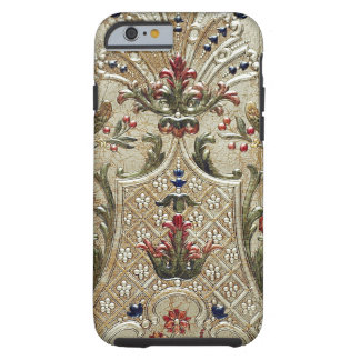 LUXURY LEATHER Gilded Print Vibe iPhone 6 Case Tough iPhone 6 Case