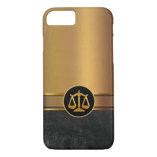 Luxury Men's Attorney Theme iPhone 7 Case