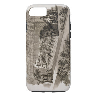 Luxury of Gardens, from 'Fragments on the Theory a iPhone 8/7 Case