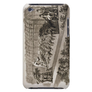 Luxury of Gardens, from 'Fragments on the Theory a iPod Touch Cover