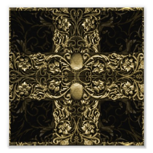 Luxury Ornamental Artwork Photograph