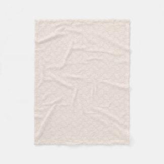 Luxury pastel pink blanket