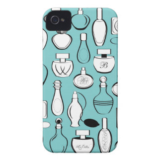 Luxury perfumes iphone 3G/3GS Mate Case - blue
