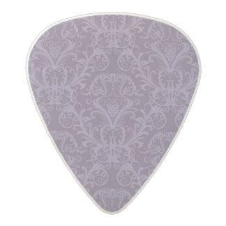 Luxury Purple Wallpaper Acetal Guitar Pick
