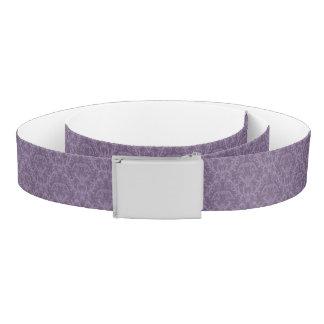 Luxury Purple Wallpaper Belt