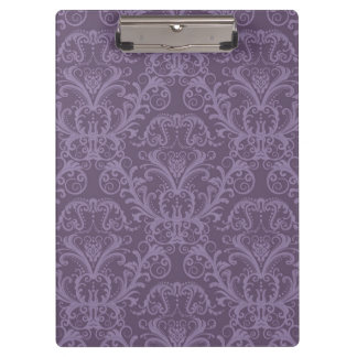 Luxury Purple Wallpaper Clipboard