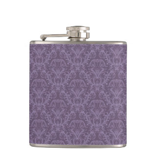 Luxury Purple Wallpaper Flask