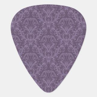 Luxury Purple Wallpaper Guitar Pick