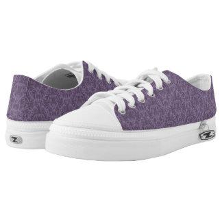 Luxury Purple Wallpaper Low Tops
