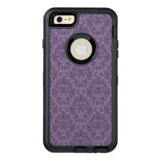 Luxury Purple Wallpaper OtterBox Defender iPhone Case