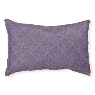 Luxury Purple Wallpaper Pet Bed