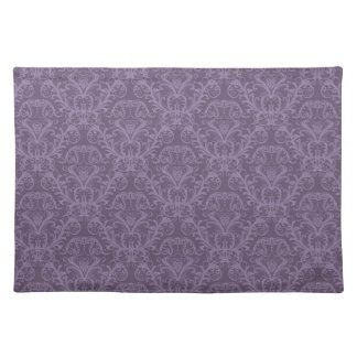 Luxury Purple Wallpaper Placemat