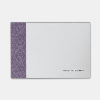 Luxury Purple Wallpaper Post-it Notes