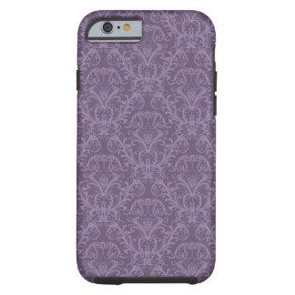 Luxury Purple Wallpaper Tough iPhone 6 Case