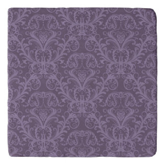 Luxury Purple Wallpaper Trivet