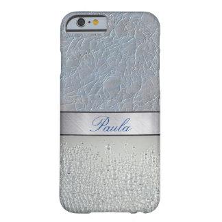 Luxury Silver Sparkle iPhone 6 Case