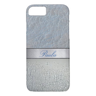Luxury Silver Sparkle iPhone 7 Case