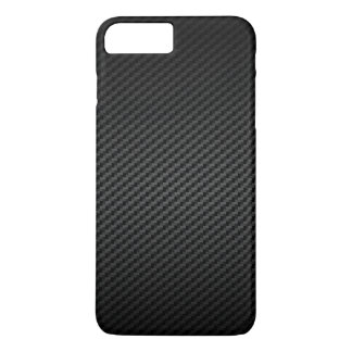 Luxury Strong Carbon Fibre Texture Pattern iPhone 7 Plus Case