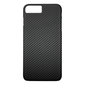 Luxury Strong Carbon Fibre Texture Pattern iPhone 8 Plus/7 Plus Case