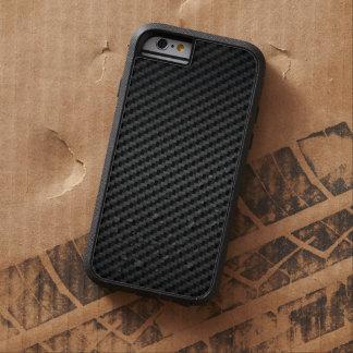 Luxury Strong Carbon Fibre Texture Tough Xtreme iPhone 6 Case