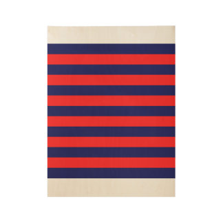 Luxury wooden Poster : with mare Stripes
