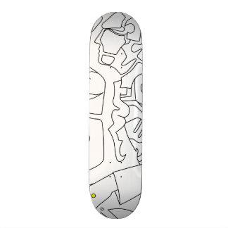 Luyit Poesh Skateboard 04 (sketch version)